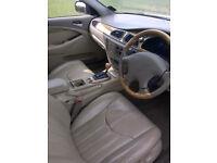 Jaguar Leather Seats - Ideal Upgrade, Van / Camper Conversion, Etc.