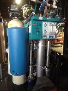 H2O INNOVATION ALPHA 5 Système d'osmose inversé usagé *AEVOS*