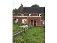 2 bed flat to let first floor
