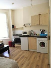 studio flat available in June