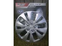 Set of 15 Inch Wheel Trims - Brand New