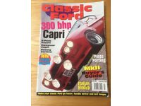 Classic Ford Magazine Collection 1997 - 2015