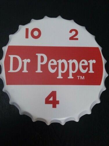 Dr. Pepper Bottle Cap Sign