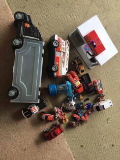 Bulk boys toy cars Dunlop Belconnen Area Preview
