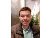 Russian/Ukrainian language teacher