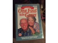 BBC The Very Best of One Foot in the Grave 1 Disc Good Condition