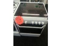 INDISIT 60CM WIDE SINGLE OVEN ELECTRIC COOKER