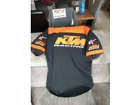 KTM paddock shirt