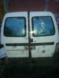 Citroen berlingo rear doors/van parts
