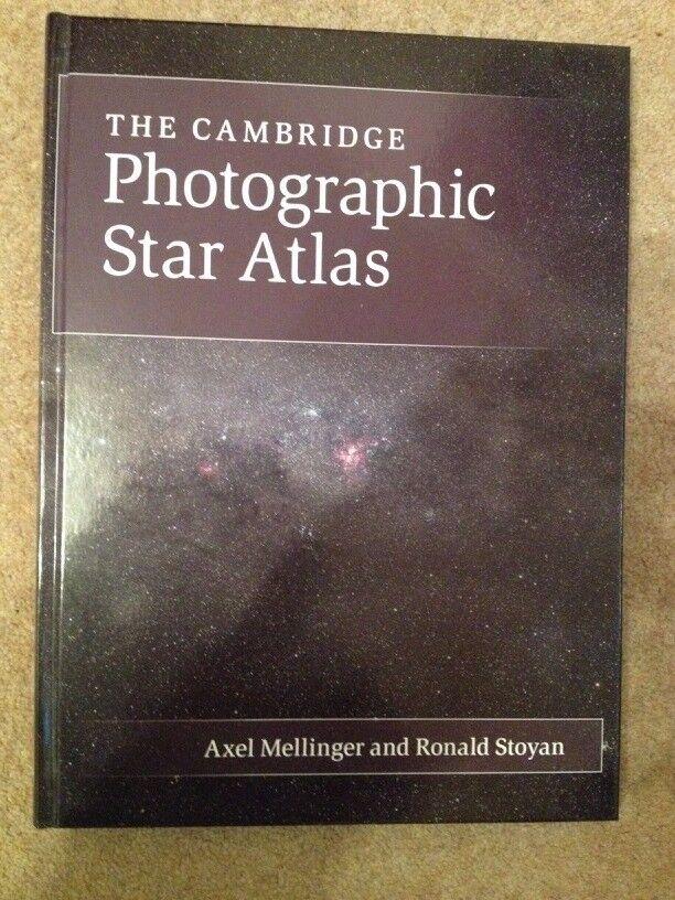 Cambridge Photographic Star Atlas
