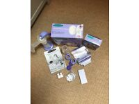 Lansinoh manual breast pump and milk storagebags