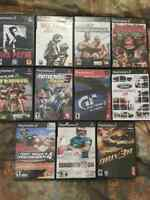 Jeux PlayStation 2 PS2 Games