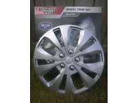 15 Inch Wheel Trims - Brand New