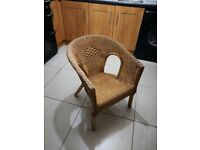 Lovely Cane Chair