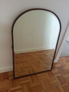 Large Antique mirror Holder Weston Creek Preview