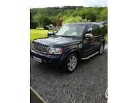 62/2016 Commercial Landrover Discovery SDV6 AUTO 255