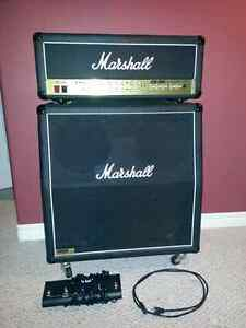Marshall TSL100 head in Mint Condition! (Price Reduced)