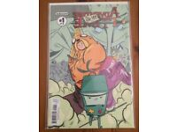 Adventure Time: The Flip Side - 6-Part Series Perfect Condition