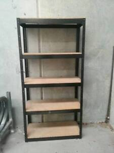 Metal storage rack Capalaba Brisbane South East Preview