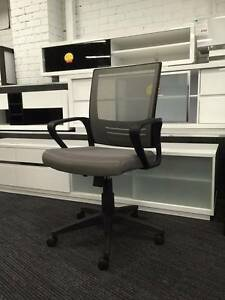 [DS]Moran Medium Back Executive Chair Nunawading Whitehorse Area Preview