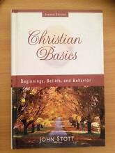 Christian Basics: Beginnings, Beliefs, and Behavior Lower Chittering Chittering Area Preview