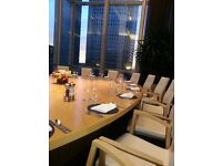 Waiter – Fine dining - Canary Wharf – excellent benefits - £9.90 per hour- Mon to Friday