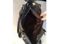 Cartier Marcello bag in dark chocolate
