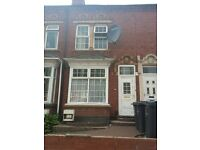 2 BED HOUSE TO LET B17 8LT