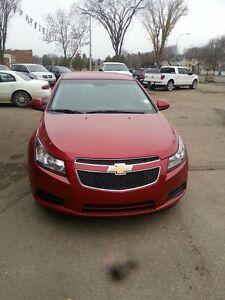 2014 Chevrolet Cruze 1LT   100% APPROVALS 10K CASH BACK oac Edmonton Edmonton Area image 7
