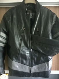 Soft Leather Jacket, Brand New With Tags - Ideal Christmas Present