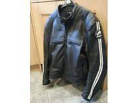 Furygan Men Leather Jacket XXL