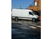 Man and van fast professional reliable from £20