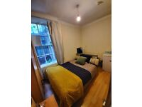 En-suite double room Fitzrovia 600pm all bills included exclusive of council tax