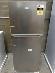 EUROTAG 208L Refrigerator Fridge Frost Free White/Siliver/Red Springvale Greater Dandenong Preview