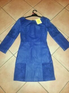 Leather Dress - Bettina Liano Dress Diamond Creek Nillumbik Area Preview