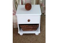 SMALL BEDSIDE TABLE - WORTHING AREA
