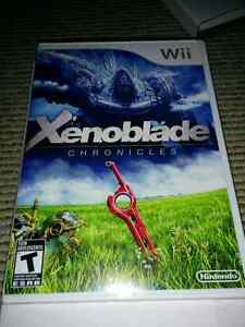 Xenoblade Chronicles For Wii Sealed Rare