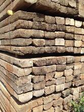Hardwood Railway Timber Sleepers all Grades are available Orange Orange Area Preview