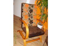 2x armchairs