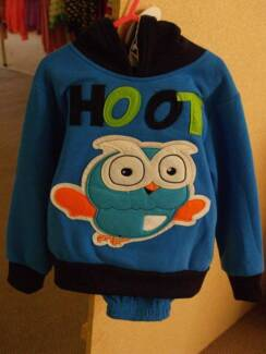 Giggle and Hoot Blue Boys Tracksuit - Brand New - Size 5 Far North Preview