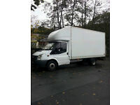 House Removals/Man and Van Hire/House clearance Service