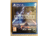 PS4 Star Wars Battlefront 2 Game