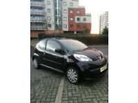 Peugeot 107 automatic 1.0 litre 2 tronic 3 door 2009in perfect condition