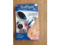Pedispin Foot Care