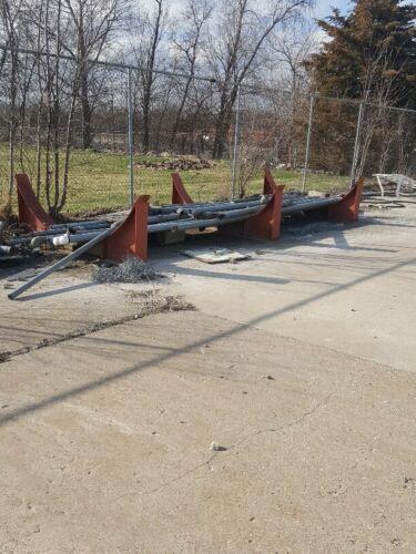 "Tank Saddles for 96"" diameter horizontal tank"