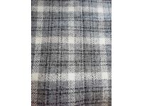 100% wool skirt length