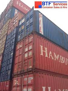 20FT SHIPPING CONTAINERS FOR SALE - BRISBANE Brisbane City Brisbane North West Preview
