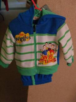 Wiggles Tracksuit - Brand New - Size 1 Far North Preview