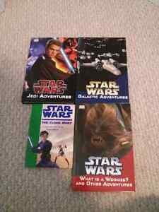 Lego Star wars and star wars books