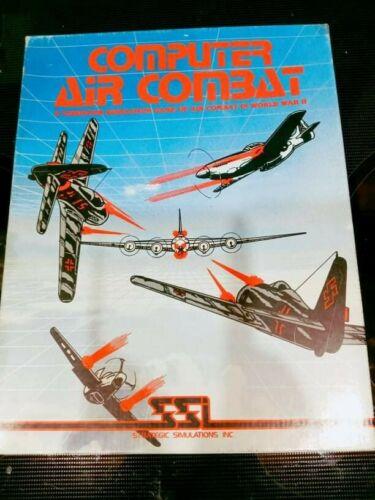 Computer Games - Computer Air Combat (Apple 2 Game)